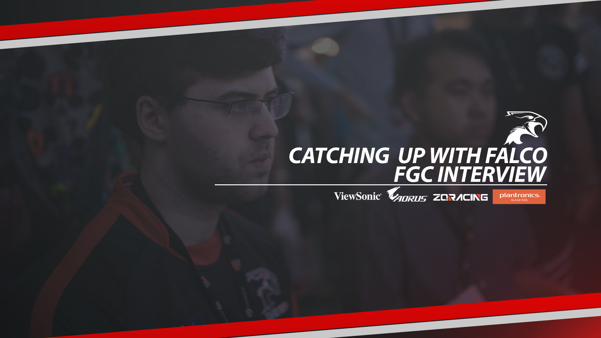 Dark Sided Fighting Game Player Adric 'Falco' Middleton Interview