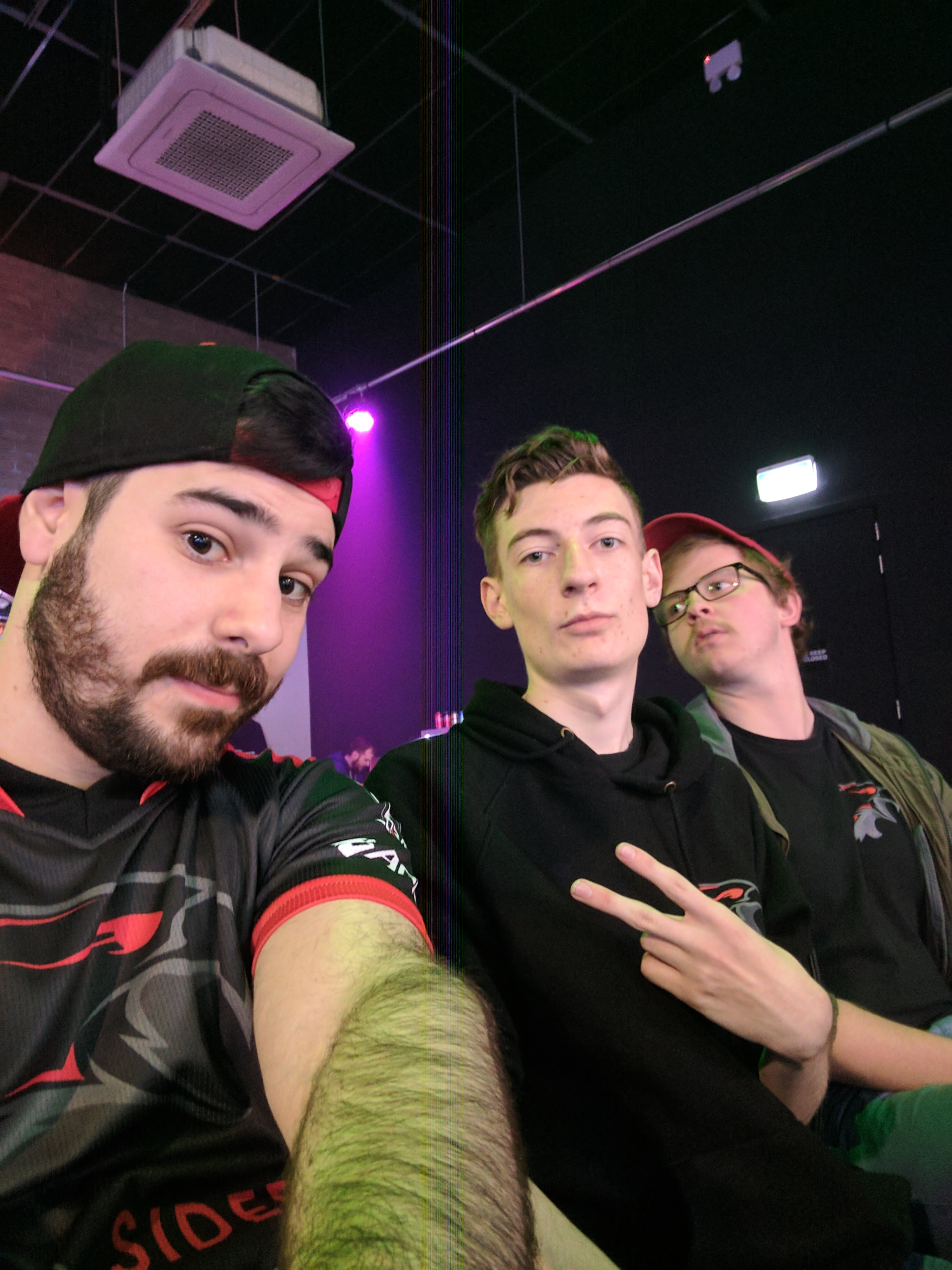 Dark Sided Esports Managers