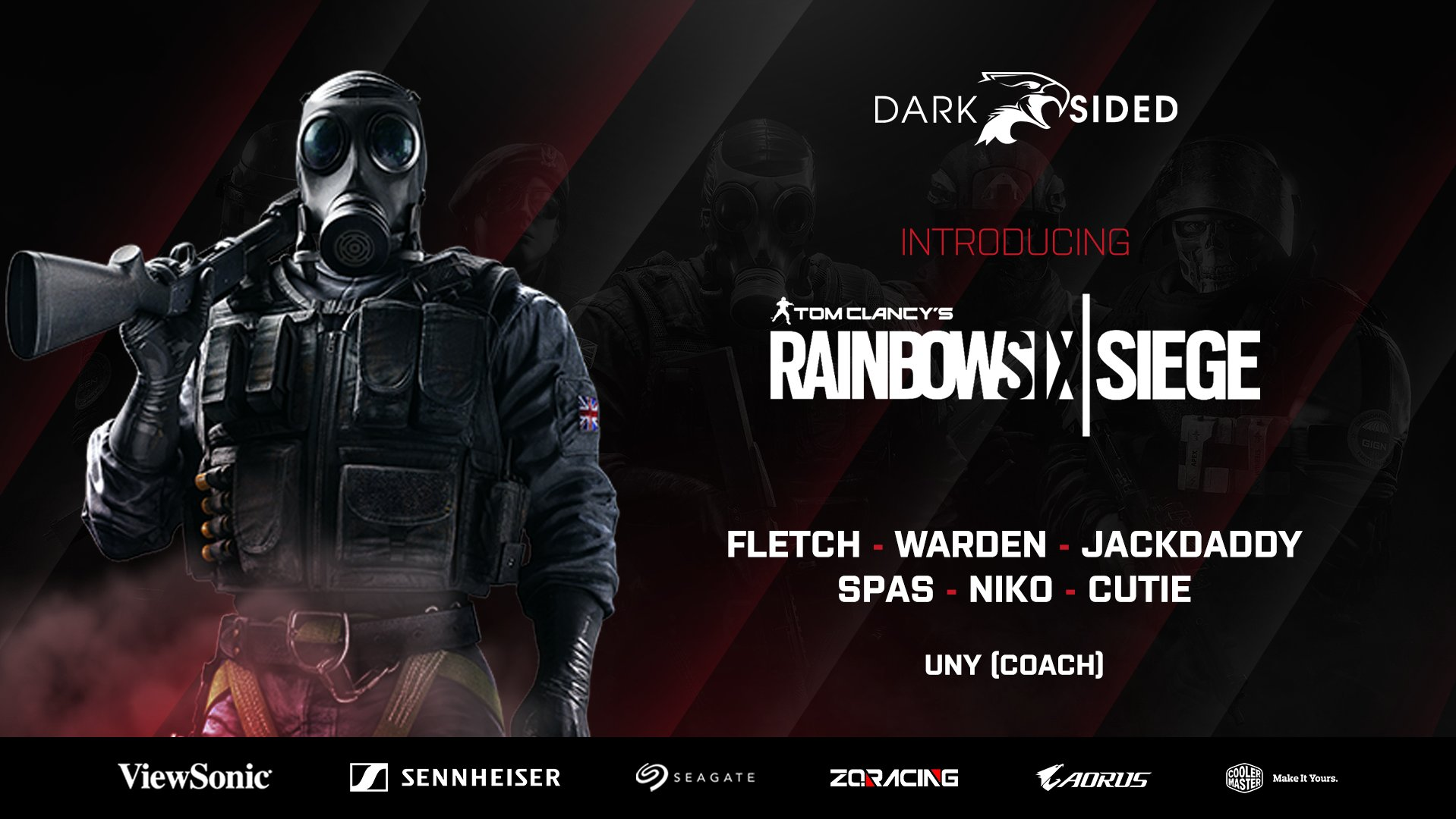 Rainbow 6 Announcement