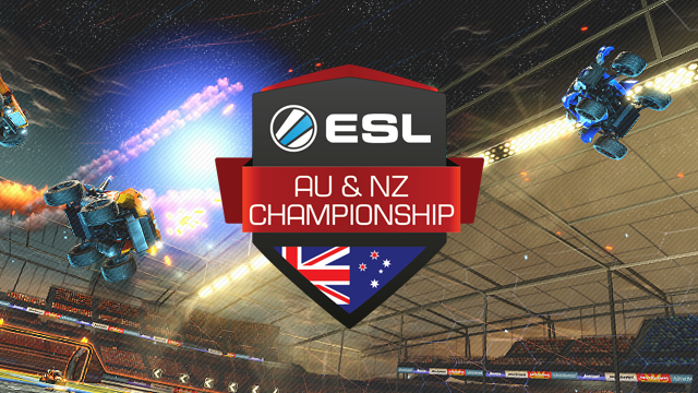 ESL ANZ Rocket League Champs 2017