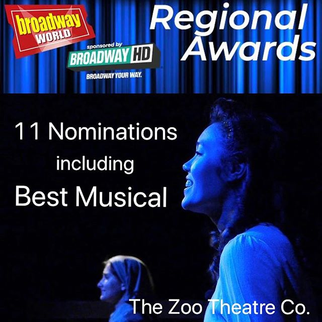 It is extremely challenging to be an independent theatre company producing #originalworks! We are so honored to be recognized with nomination for the @officialbroadwayworld #RegionalAwards for two of our original shows #LettersToEve @letterstoeve and #WhitePeopleDrinking . You can VOTE at link in bio! Thank you for your support! . . #lathtr #broadwayworld #latheatre #musicaltheatre #newmusical #zootheatre #supportthearts #seesantamonica #losangeles #bestmusical #nominations #fyc