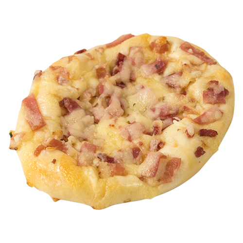 Canadian Bacon Cheese Bread