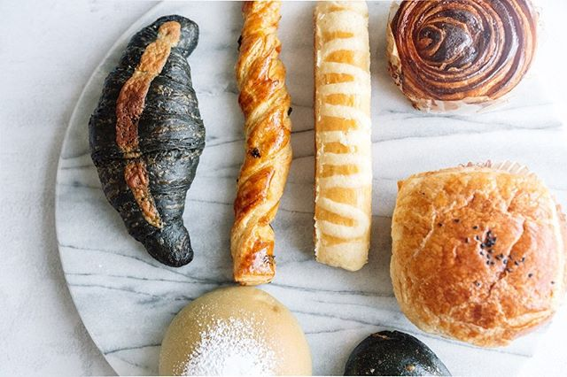 It's our BUN collections, coconut bun, butter milk pastry, shredded pork bun, or charcoal croissant? . . Either sweet or savory, soft or crispy, always good start with our pastries! Give you energy 💪 . . #pastry #torontofoodie #instafood #torontofoodblog #torontoeats #torontoinfluencer #tastetoronto #toeats #blogto #sweet #guiltypleasure #torontosummer #bun #yummymummies