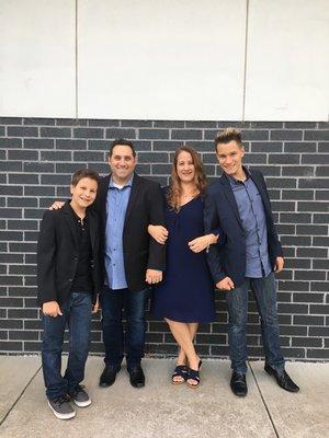 Russell Family • Australia