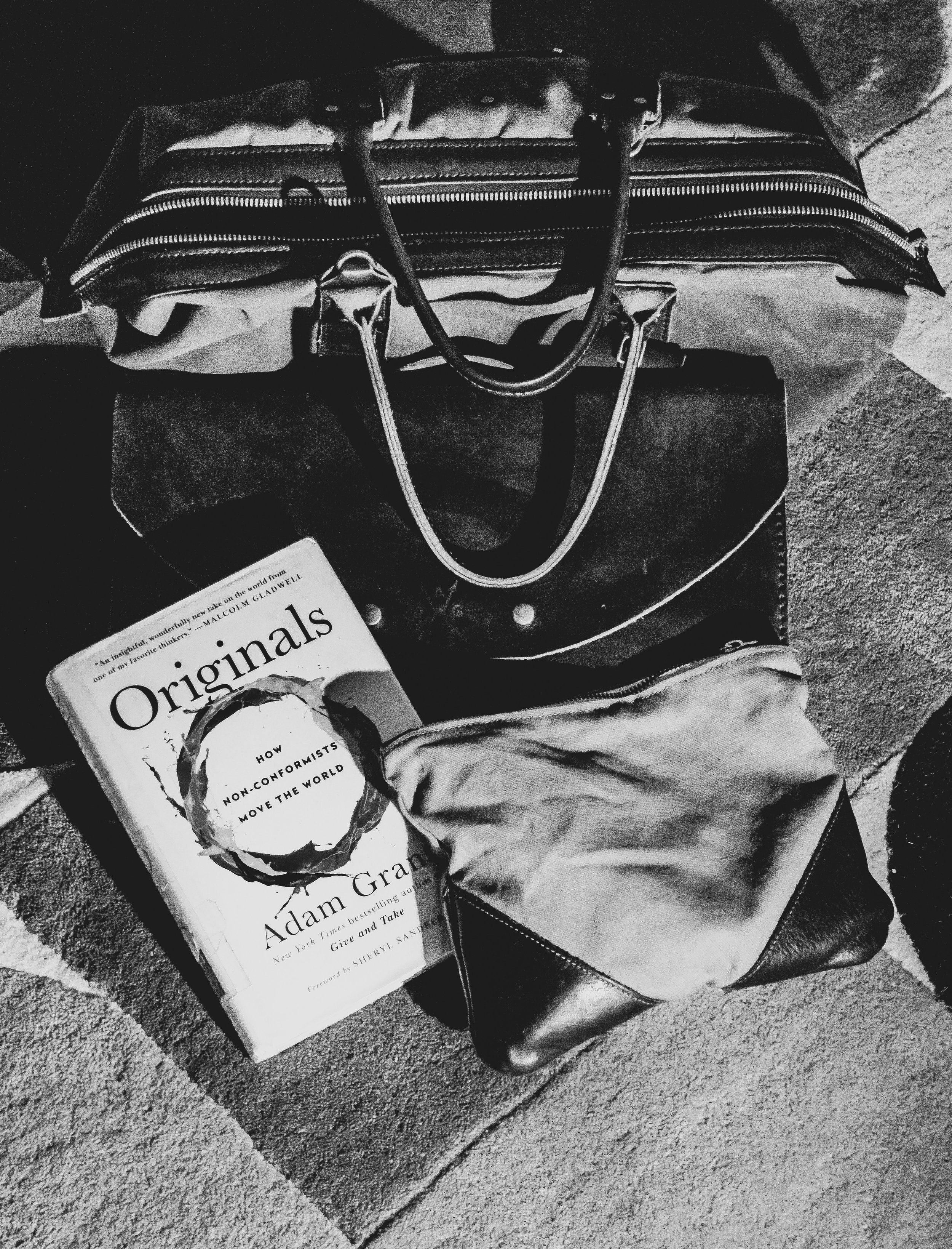 Day 52, In Your Bag -
