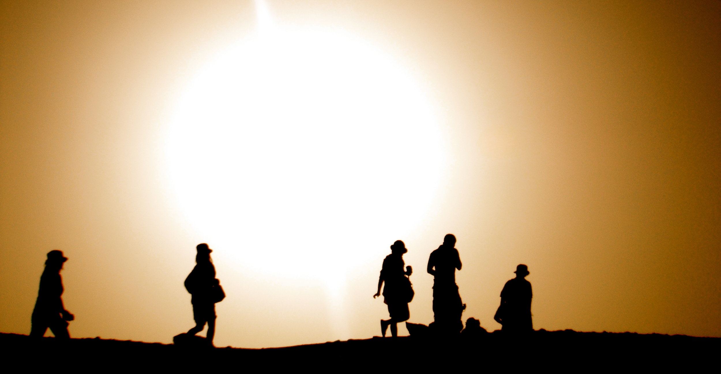 Abu Simbel, Egypt, 2010