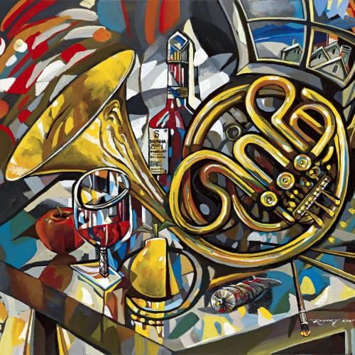 French Horn by Robert Lyn Nelson .jpg