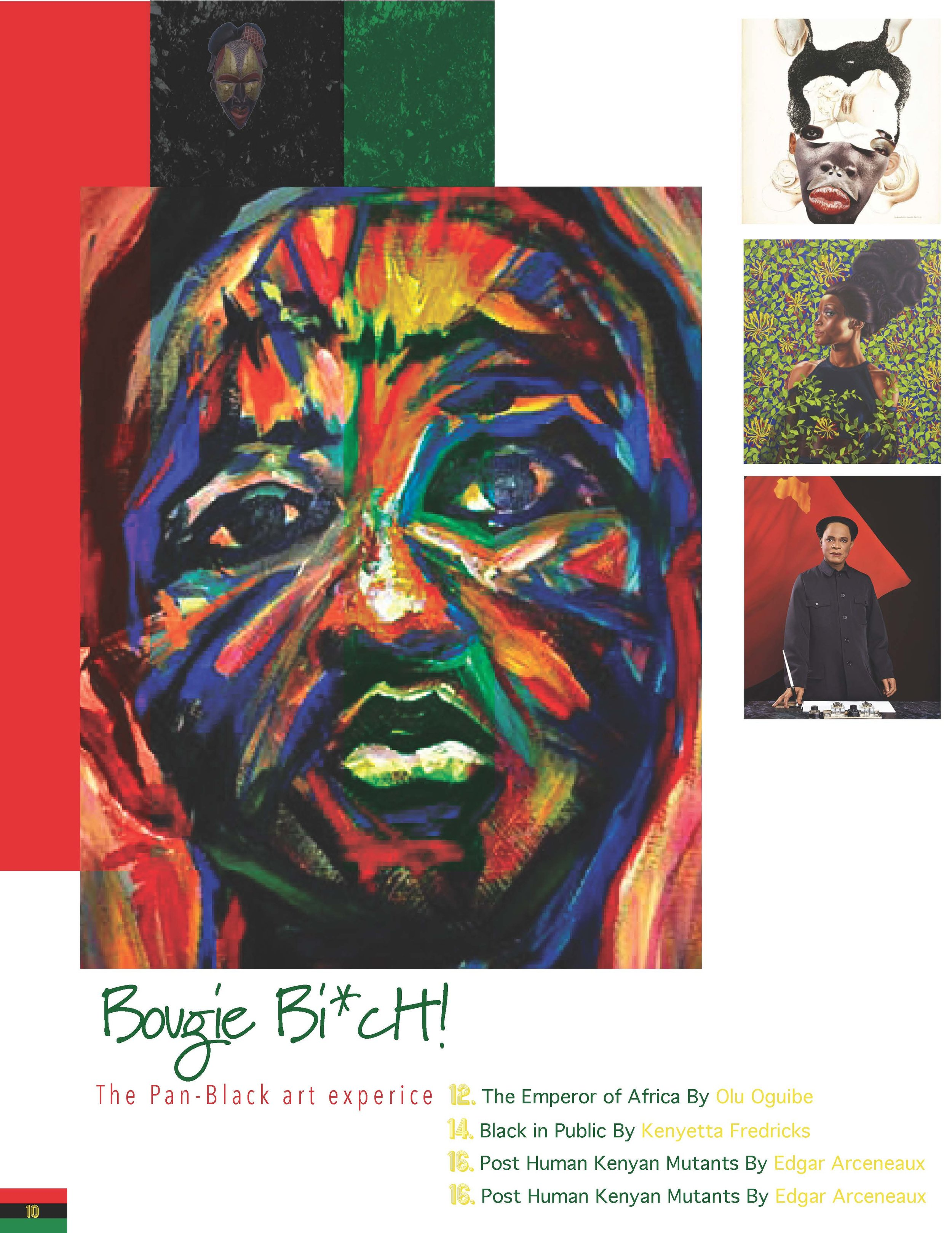 """Another Attempt At Art, """"Bougie Bi*ch!"""" Department Opener"""