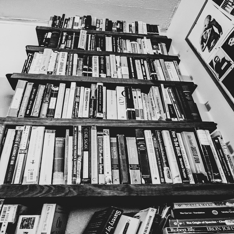 Day 84, Books -