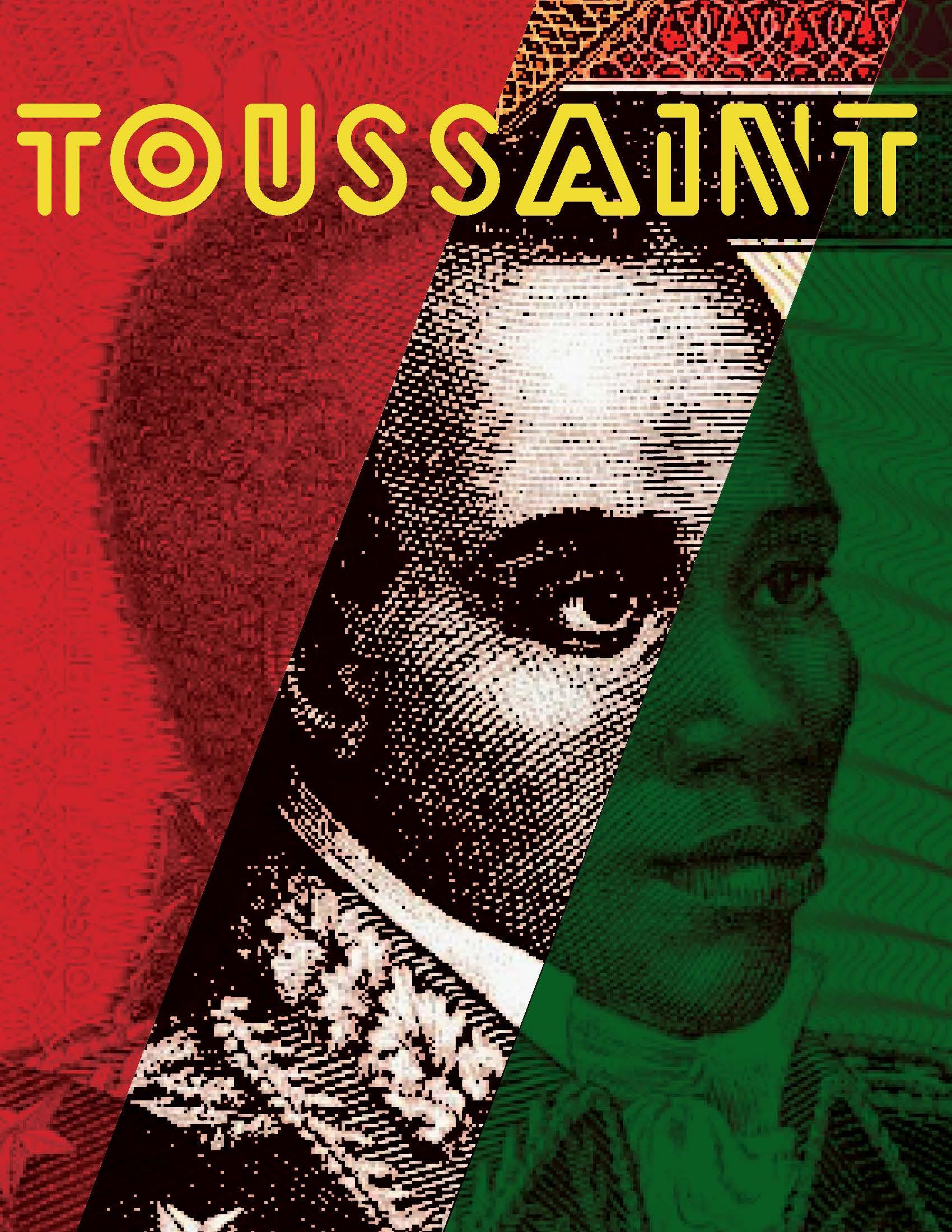 Toussaint Cover, 1
