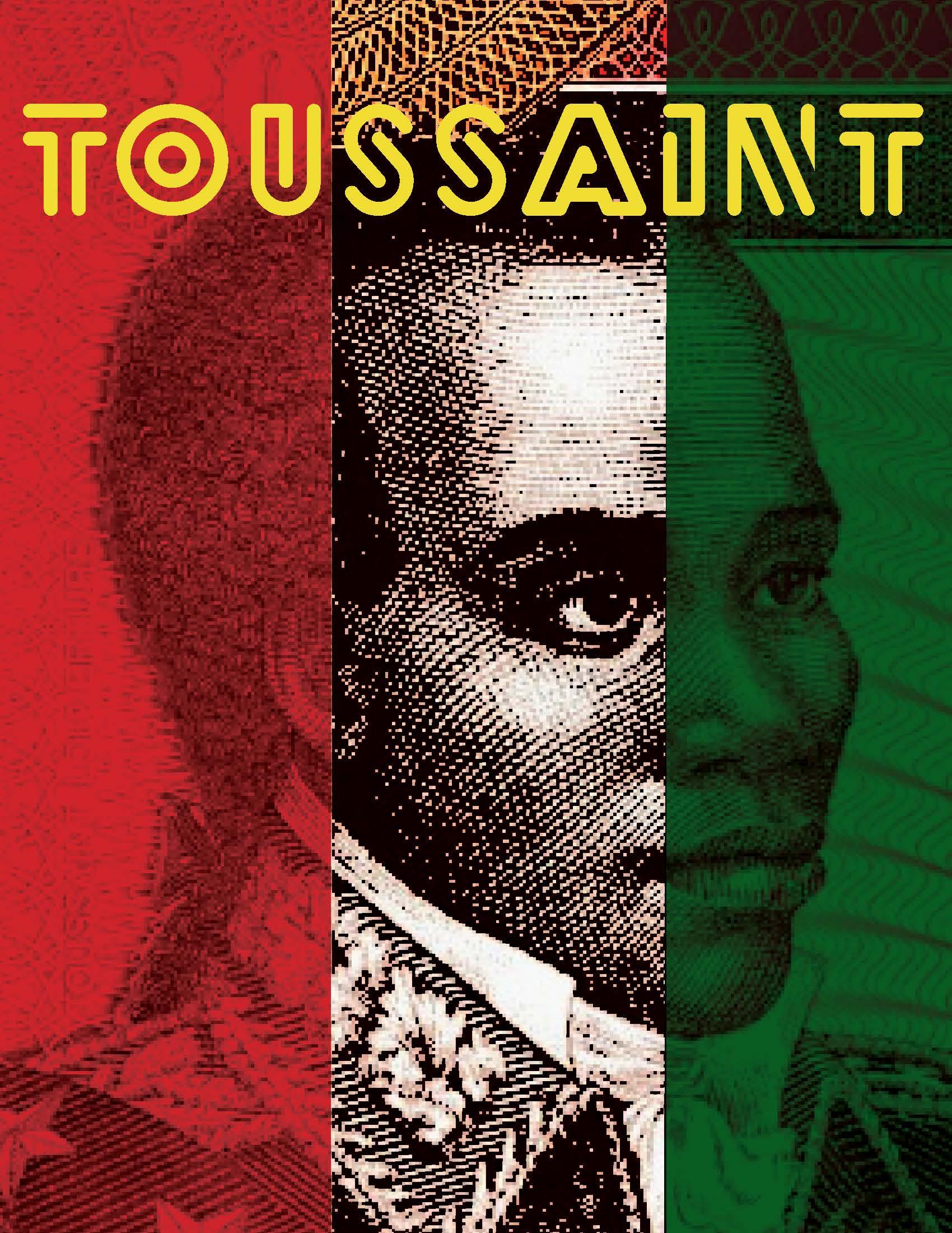 Toussaint Cover, 2