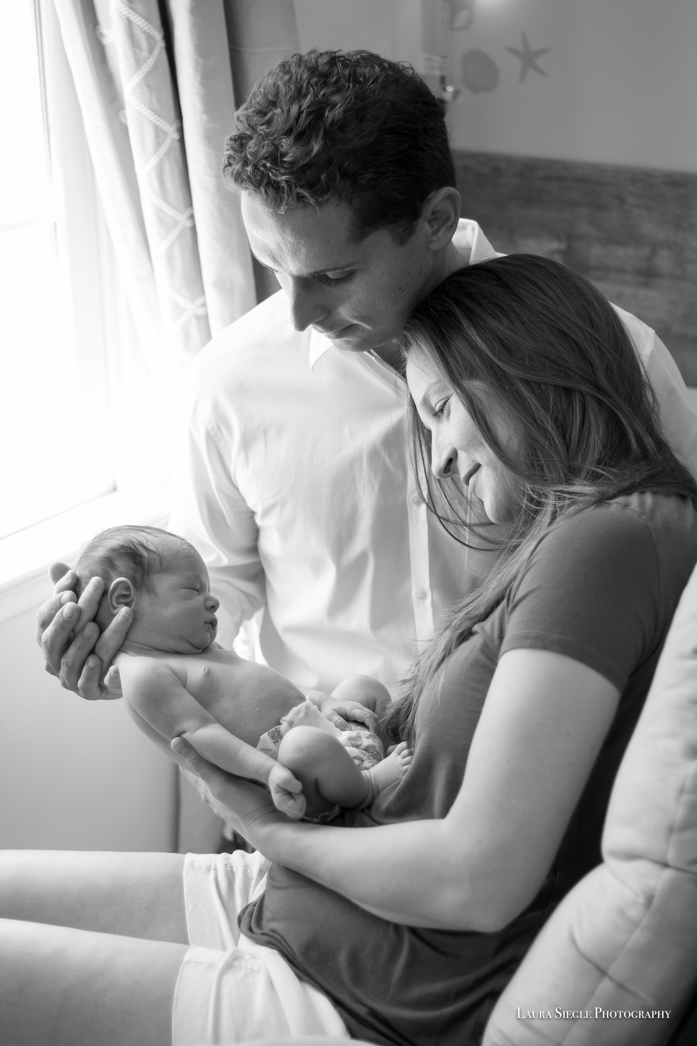Virginia Family and Newborn Portrait