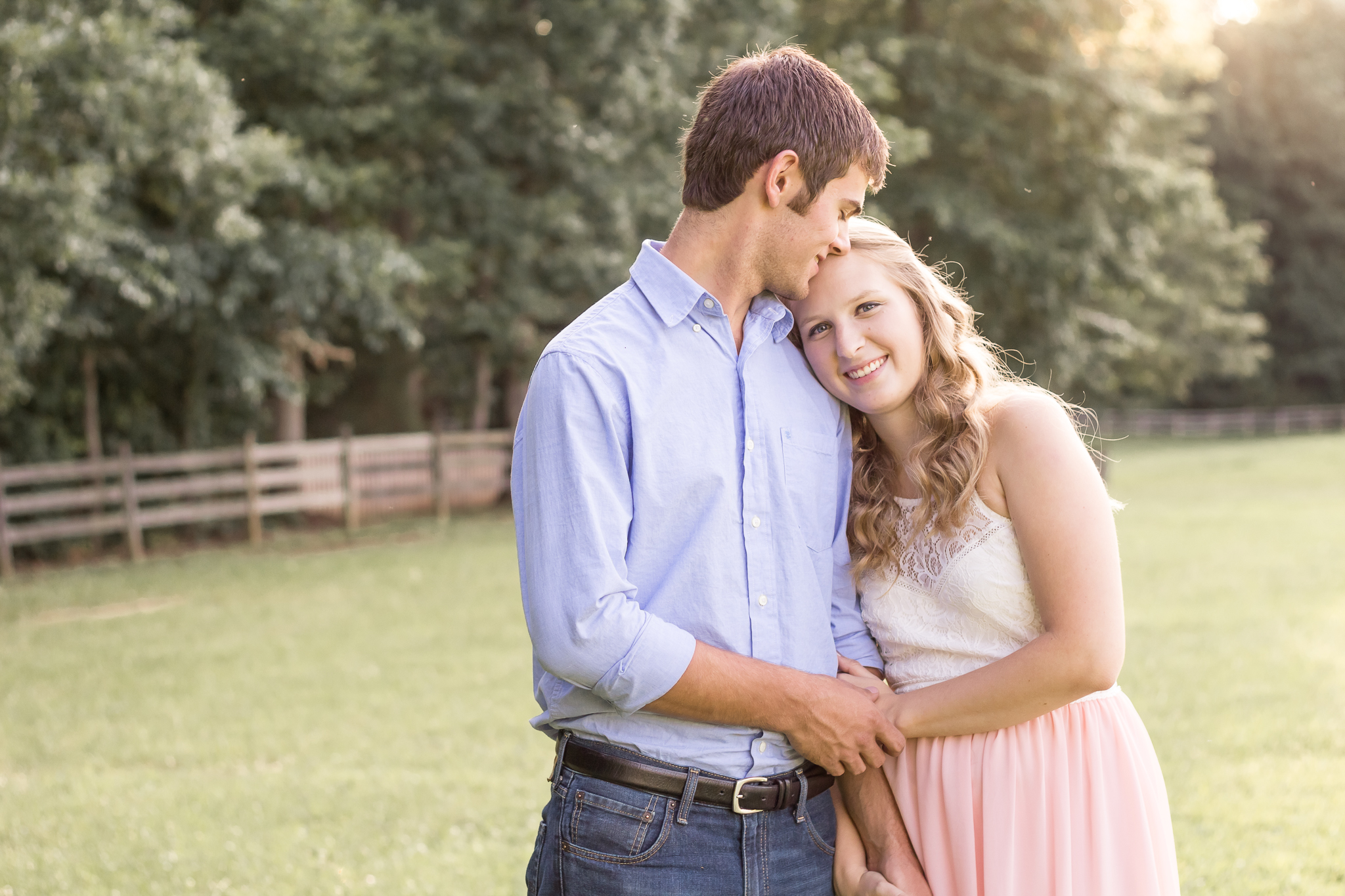Virginia Engagement Portrait Photographer