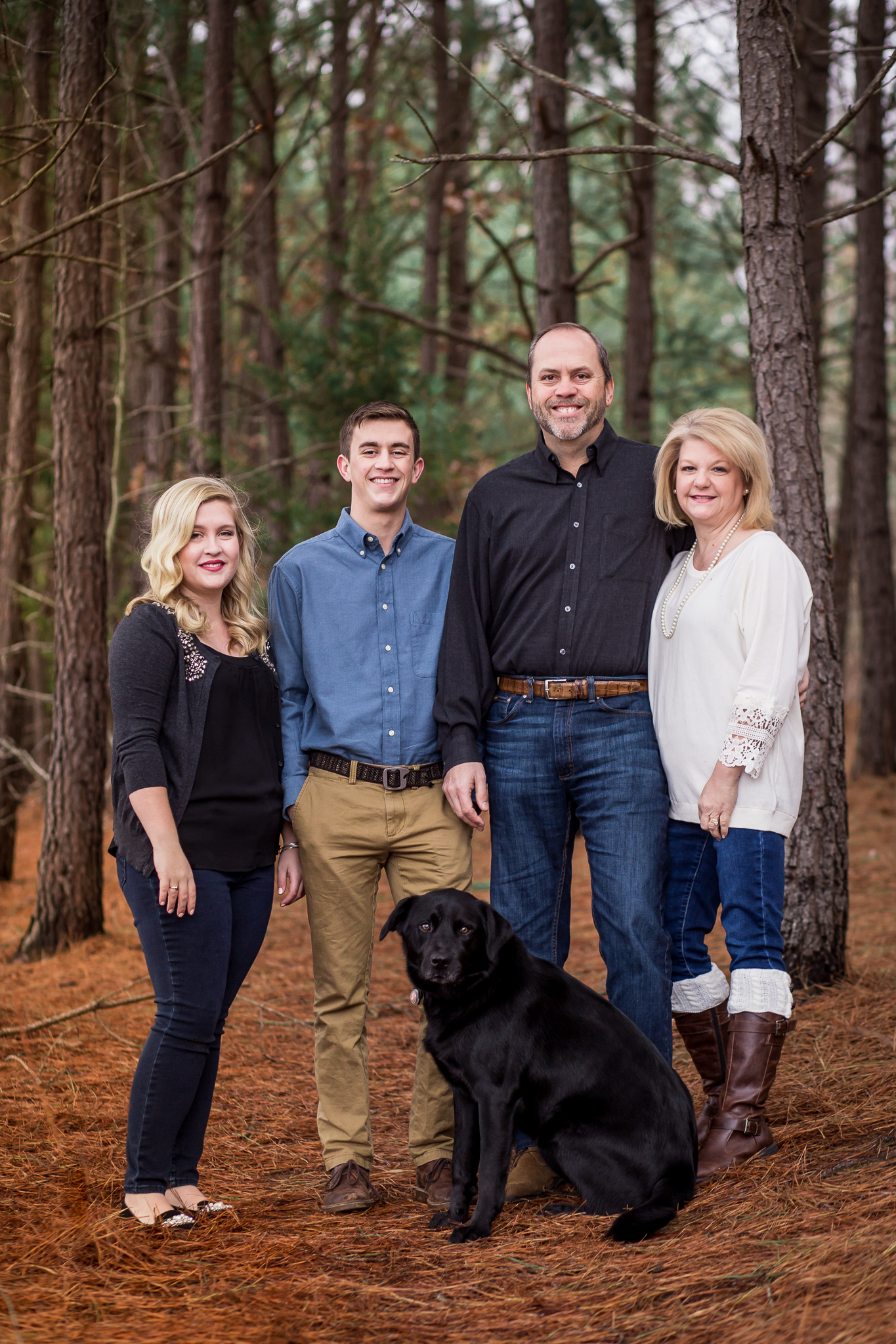 Chesterfield Virginia Family Portrait Photographer