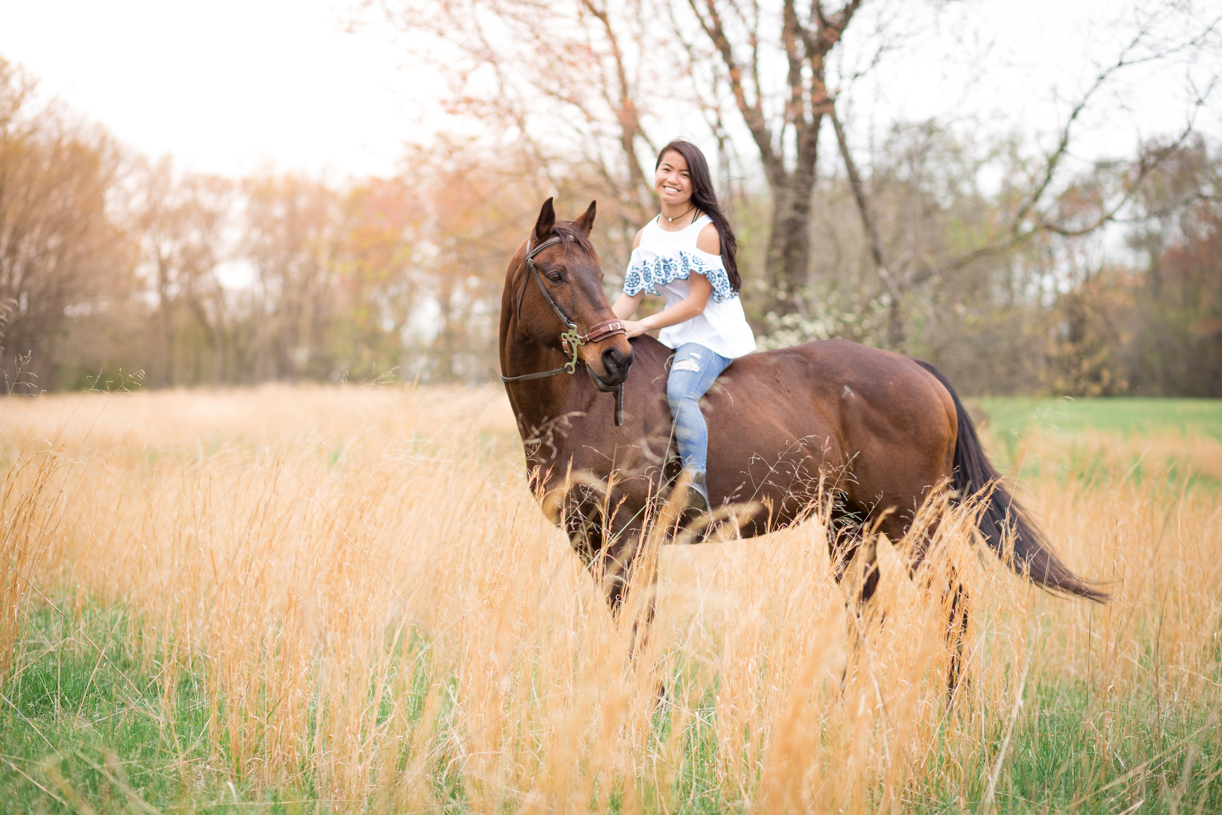 Virginia Equine and Senior Portrait
