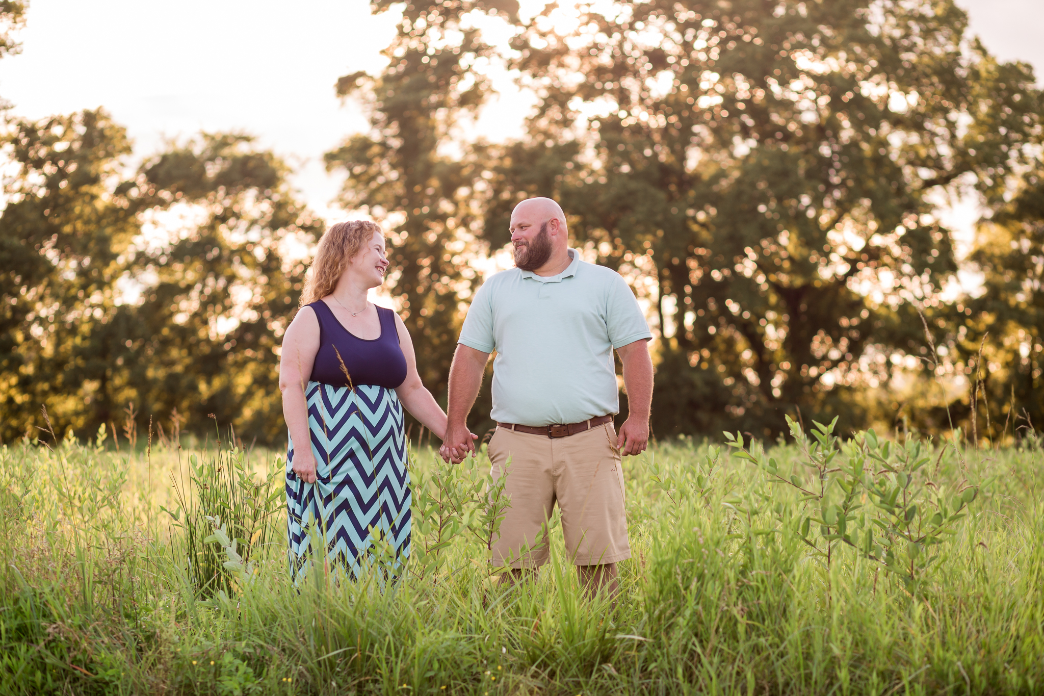 Richmond Virginia and Goochland Engagement Photography