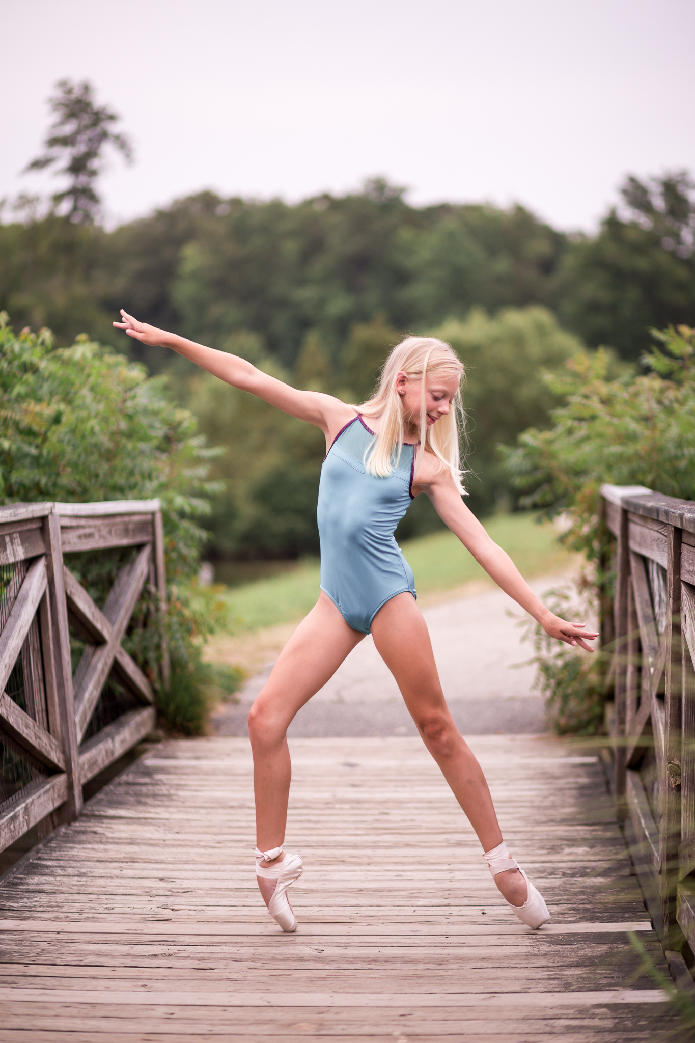 Midlothian Virginia Dance Photo Session