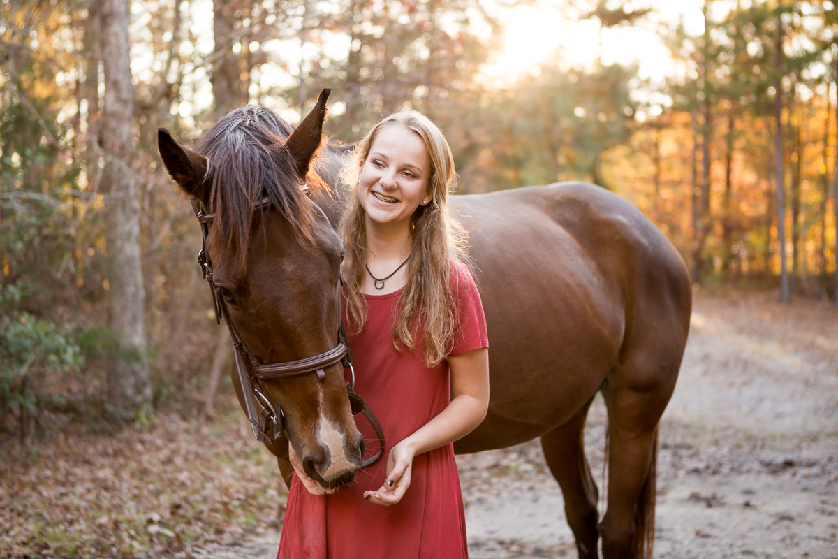 Richmond Virginia Family Portrait and Equine Photographer