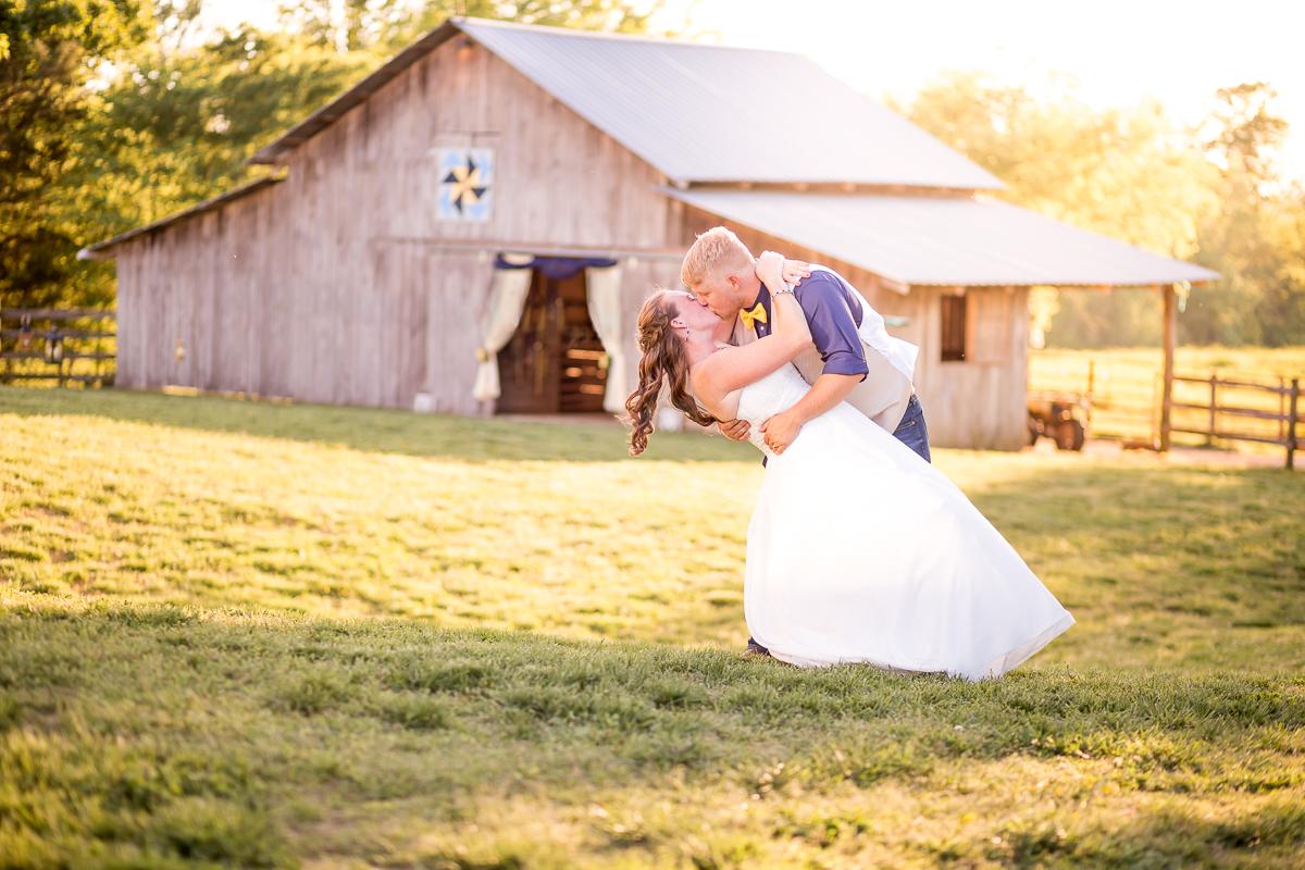 Virginia Rustic Barn Wedding Photographer