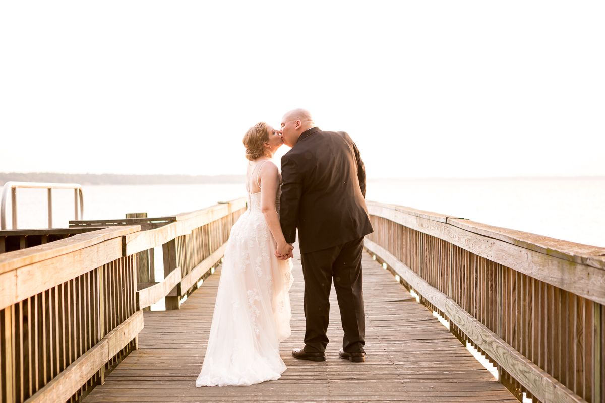 Virginia River Beach Wedding Photographer