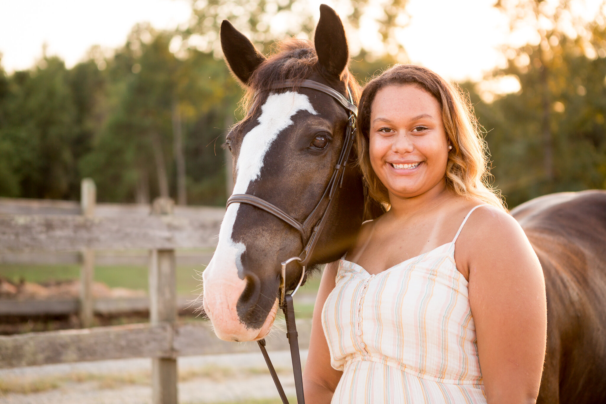 Senior Equine Photo Session