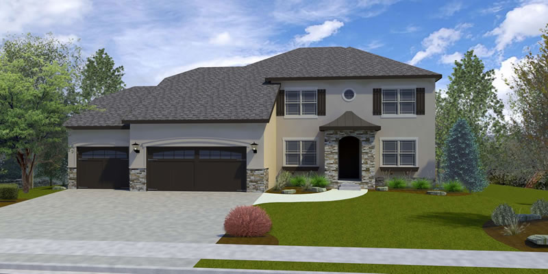 Floorplan,Single Family Home, Three Car Garage, Three Bedroom, Open Floor Plan, Northerm Colorado,    Residential, Open Floor Plan, Custom Home, Builder, Construction,  Savant Homes