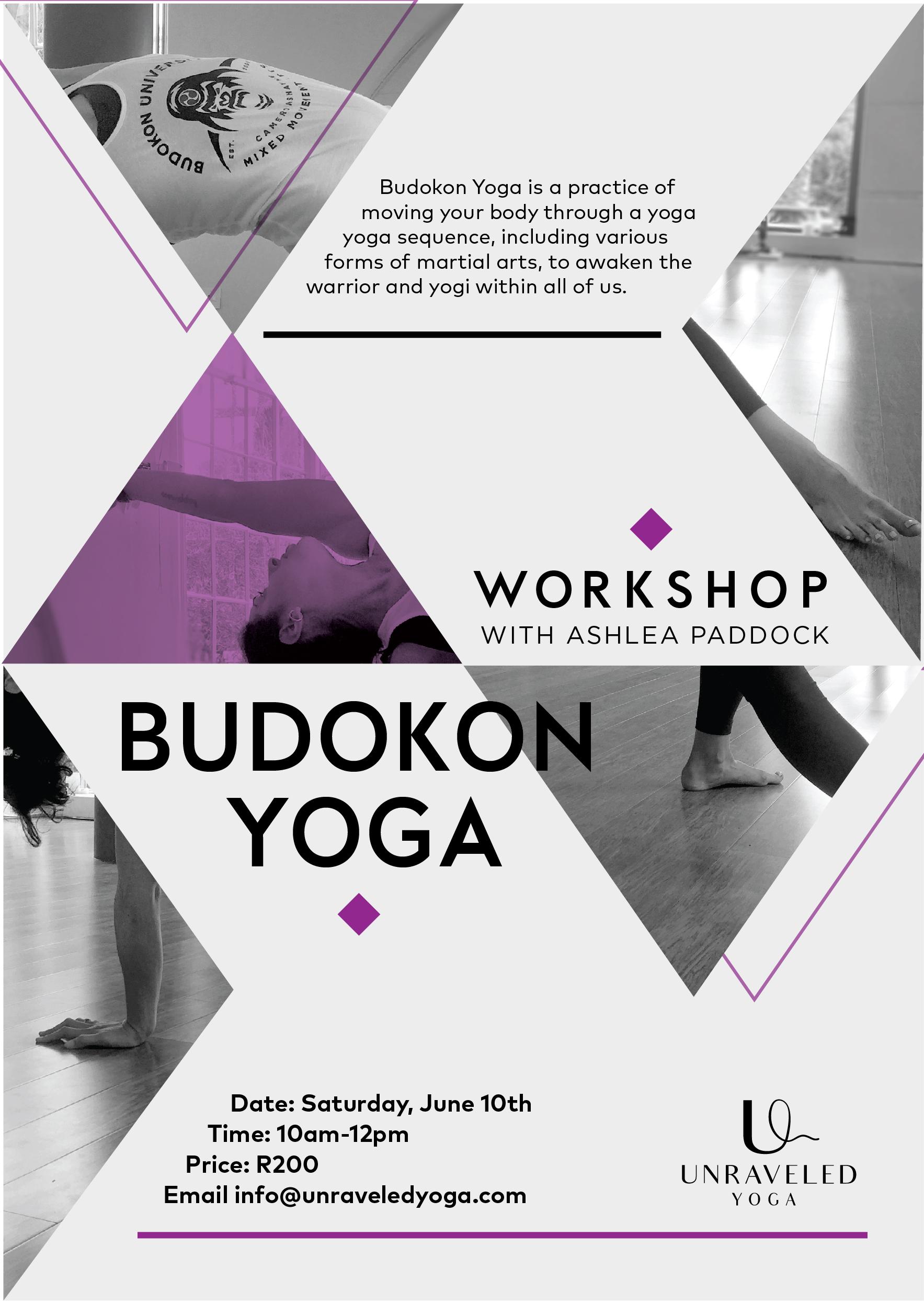 Cape Town Yoga Budokon Yoga