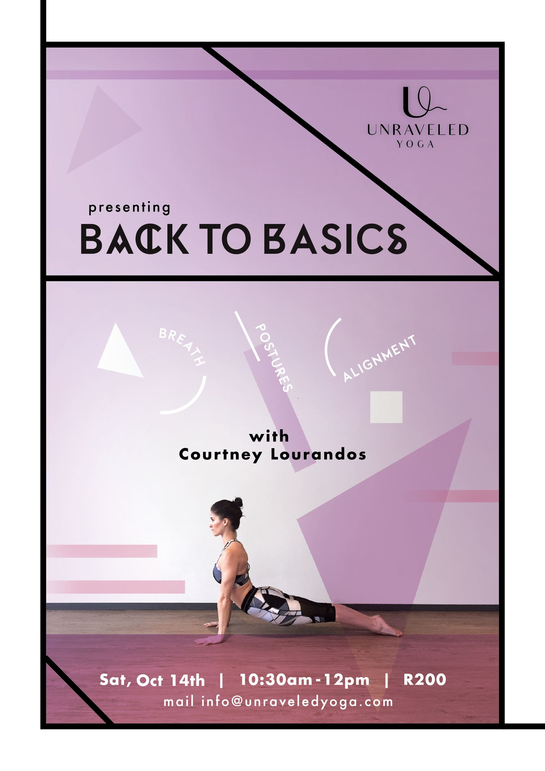 cape town yoga beginner yoga basics workshop