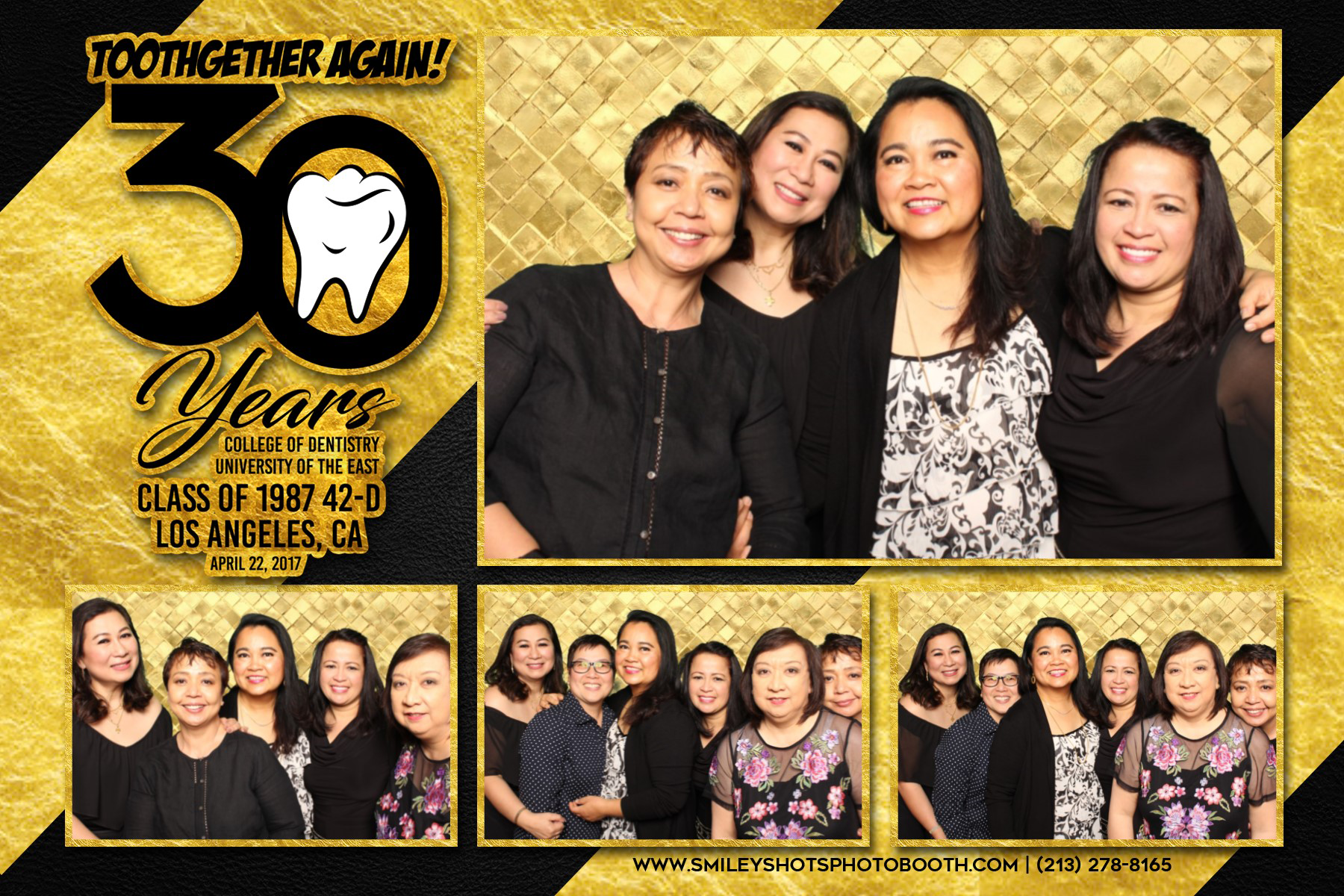 30th Years Dental UE Smiley Shots Photo Booth Photobooth (5).png