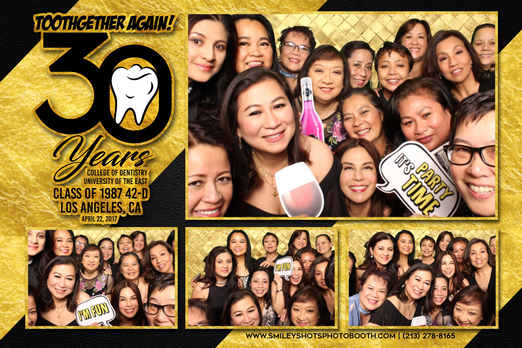 30th Years Dental UE Smiley Shots Photo Booth Photobooth (13).png