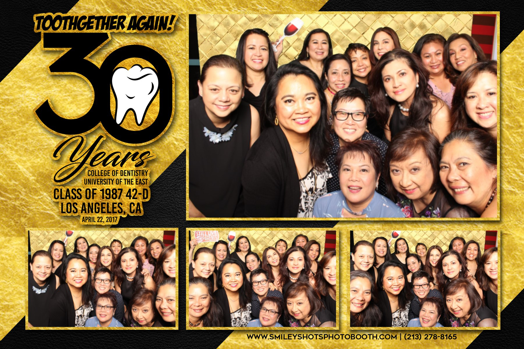 30th Years Dental UE Smiley Shots Photo Booth Photobooth (14).png