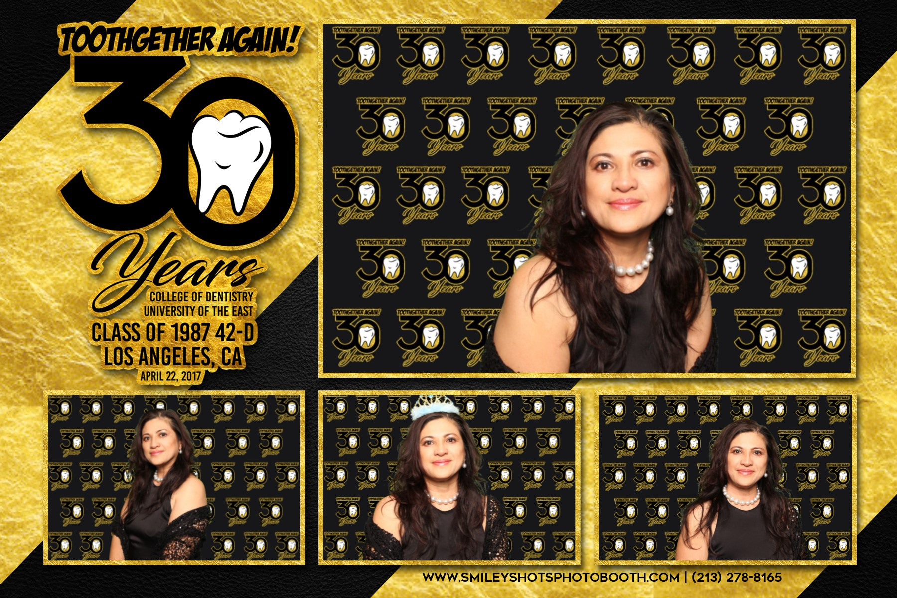 30th Years Dental UE Smiley Shots Photo Booth Photobooth (25).png