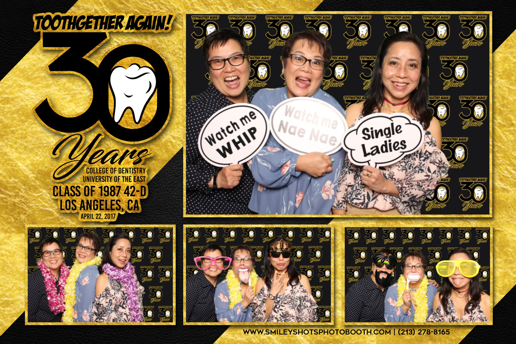 30th Years Dental UE Smiley Shots Photo Booth Photobooth (29).png
