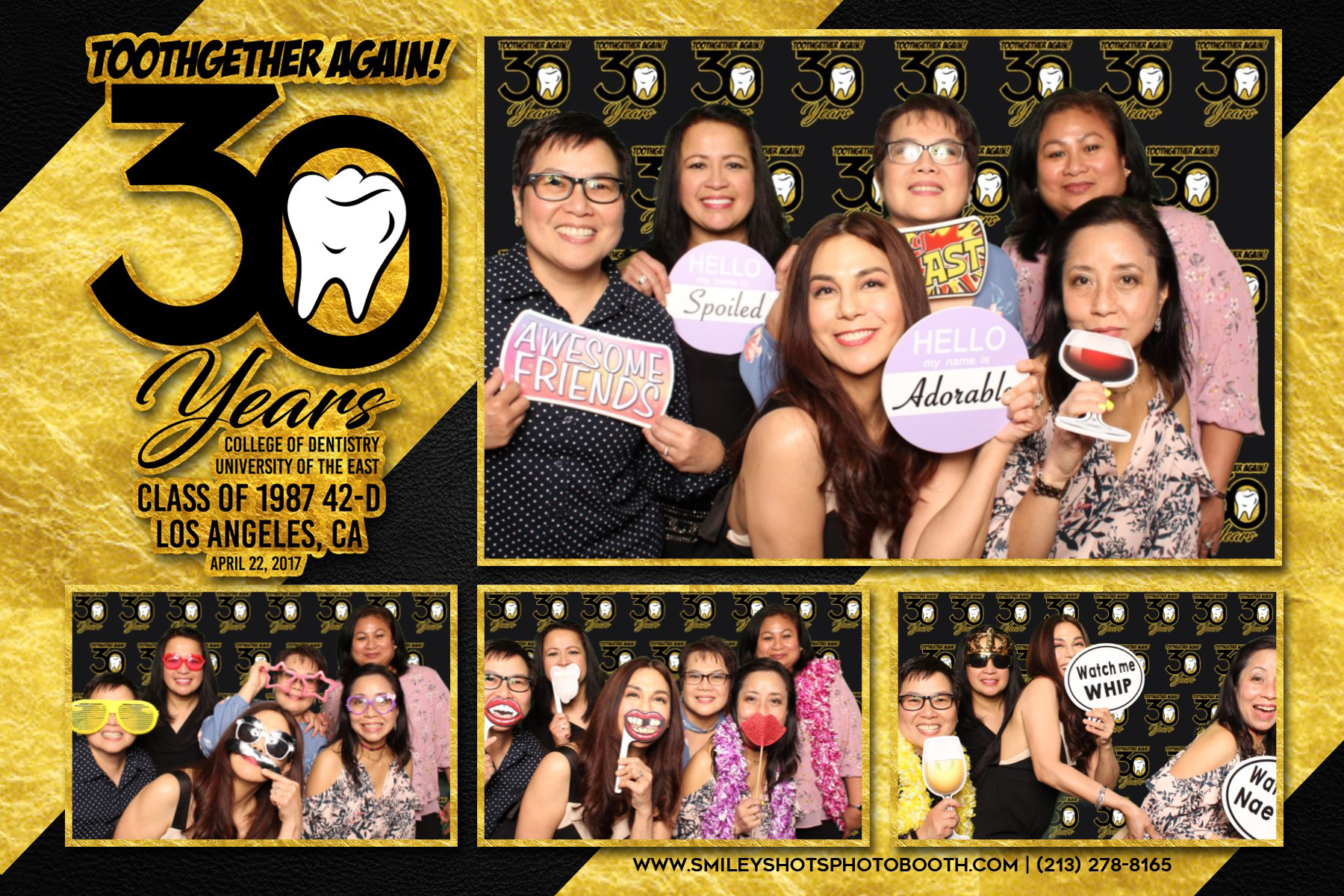 30th Years Dental UE Smiley Shots Photo Booth Photobooth (33).png