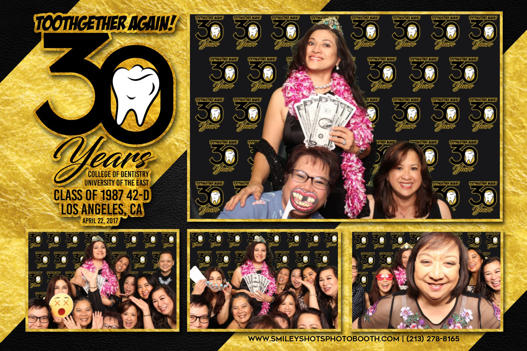30th Years Dental UE Smiley Shots Photo Booth Photobooth (35).png