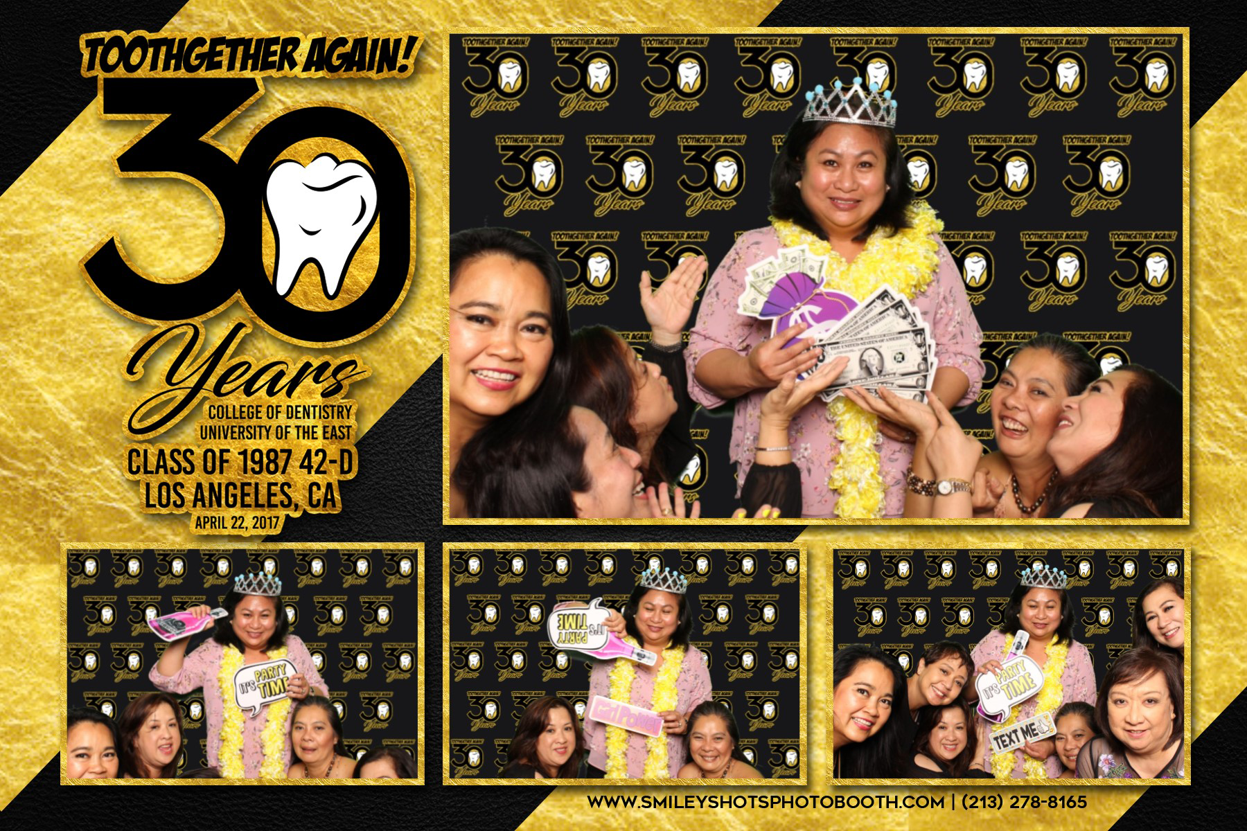 30th Years Dental UE Smiley Shots Photo Booth Photobooth (36).png