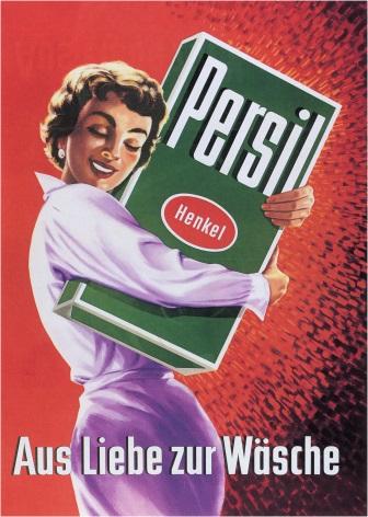 Anunci del detergent Persil