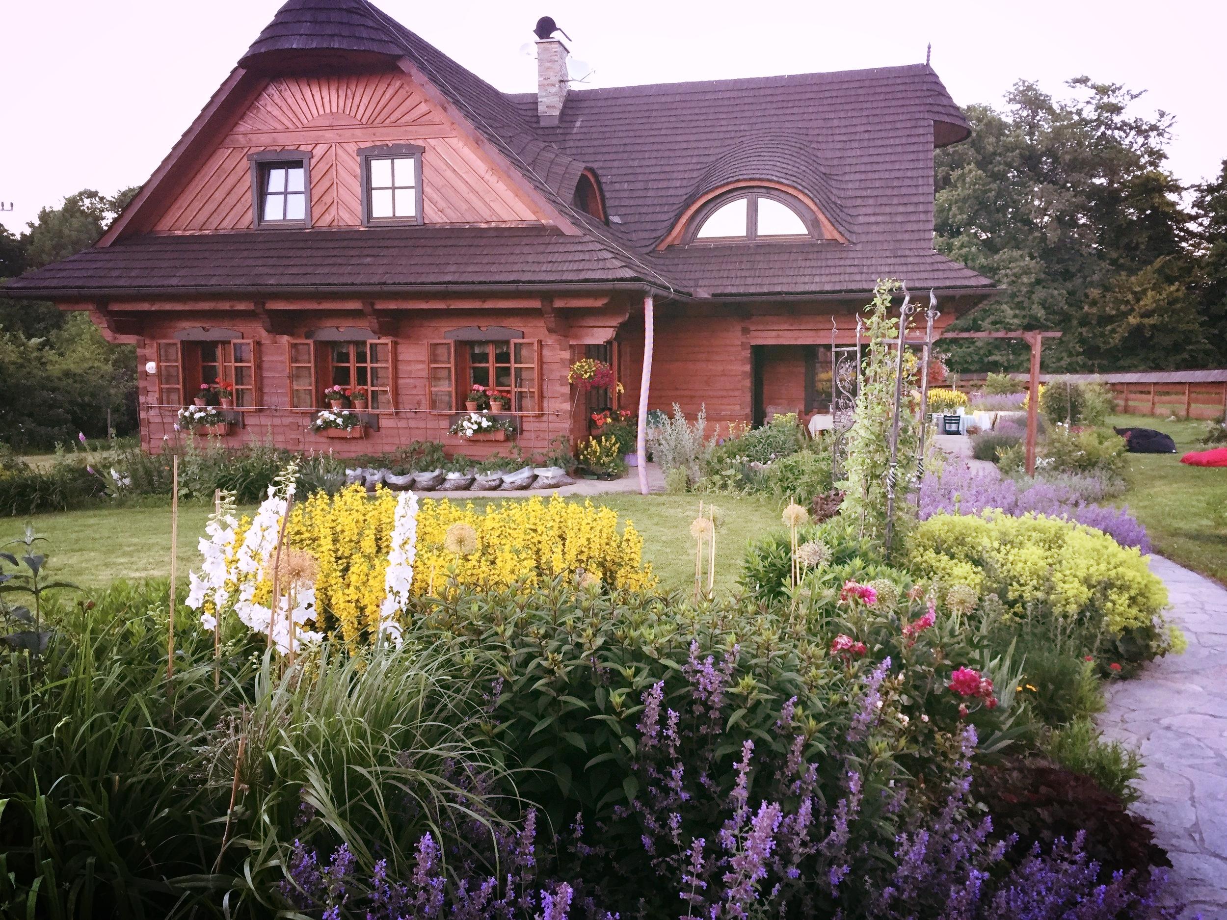 vítání léta v Trojanovicích, ktgardens, zahrada