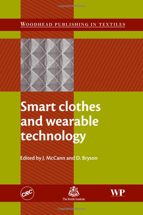Kane, F (2009) Nonwovens in  Smart Clothes and Wearable Technologies , Ed Bryson, D and McCann, J. Woodhead Publishing, ISBN: 9781845693572.