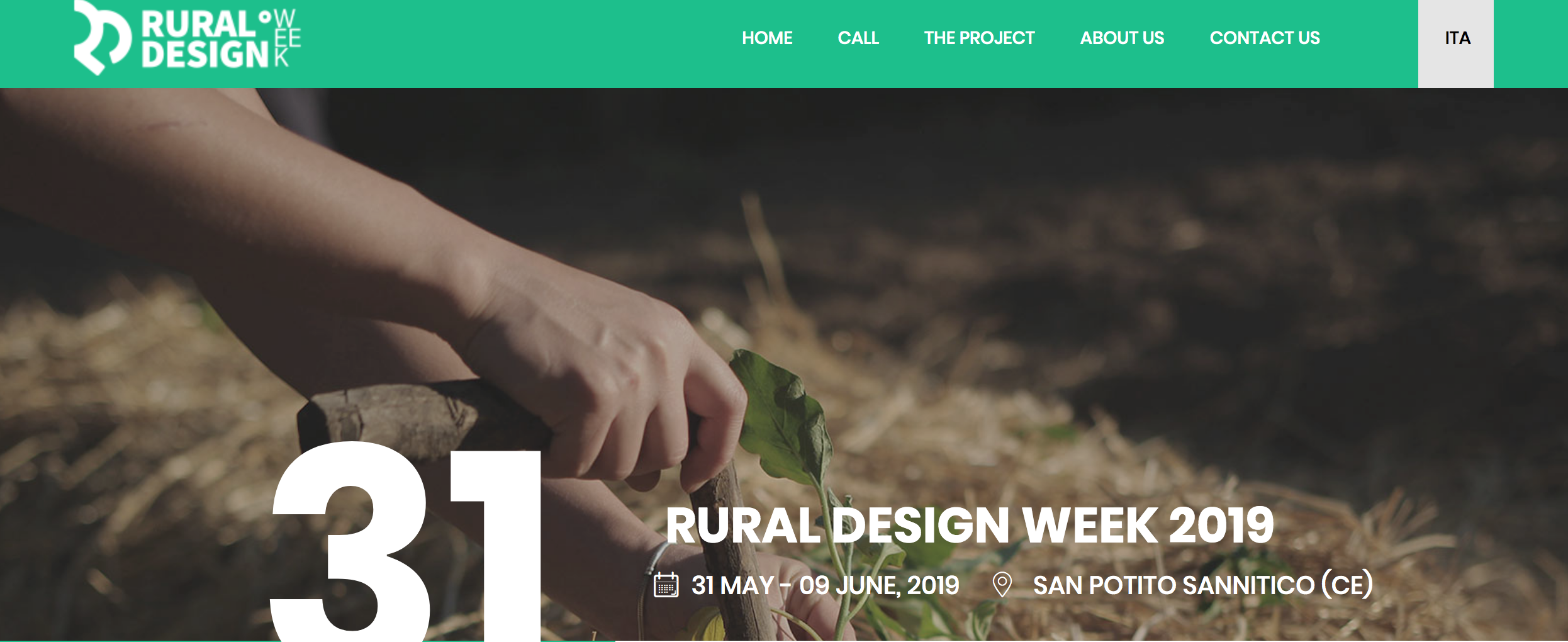 RDW 2019  https://www.ruraldesignweek.com/