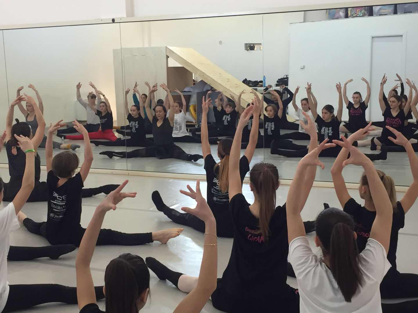 workshop in Alatri, Italy at MATRICE school