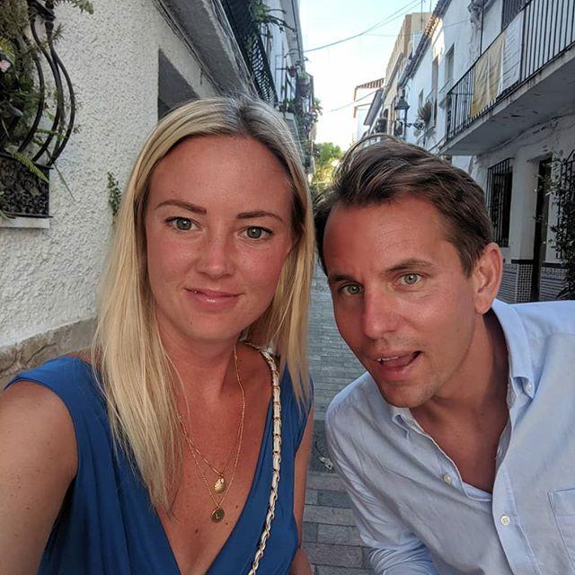 Still vacaymode med min sköna böna till fru... @jenniemarina  #marbella