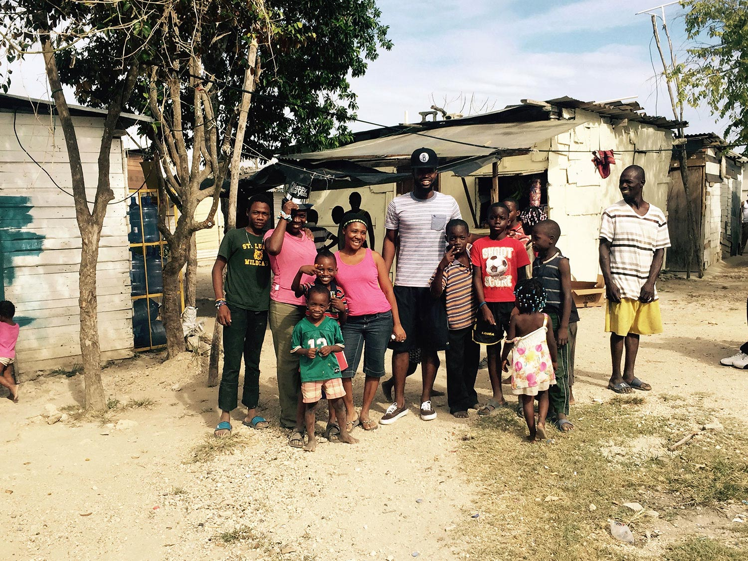 Debajo De Las Palmas- Under The Palms In Dominican Republic Inc. (UPDR) brings food, clothing, breastfeeding eduction, and other provisions to malnourished and impoverished children, women and families.