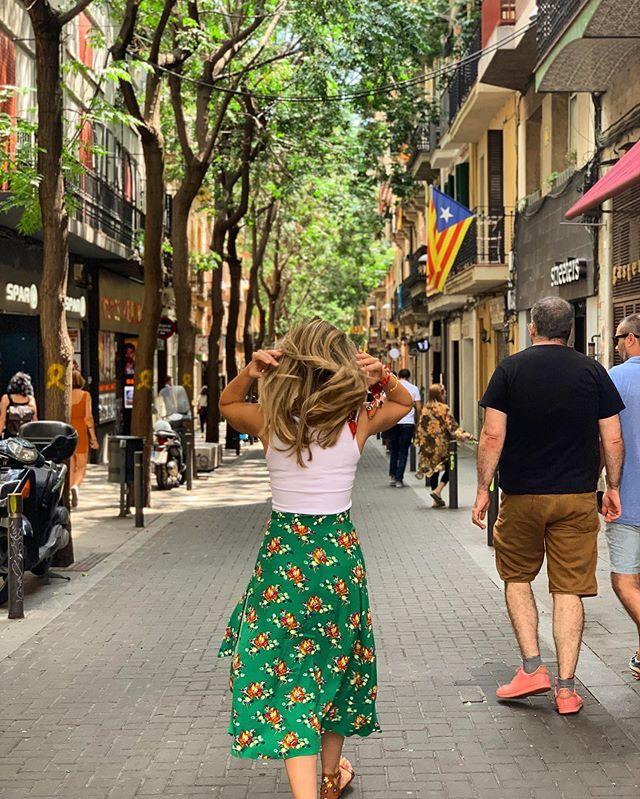 Take me back to Espania ❤️ #StandardVacayShot #GraciaBarcelona