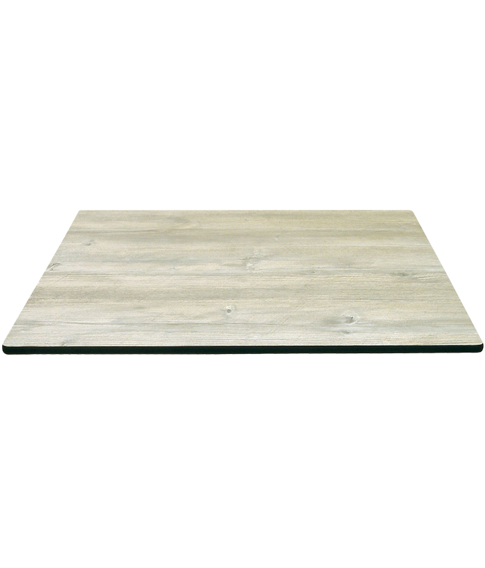 Werzalit Carino Compact table top fake wood look