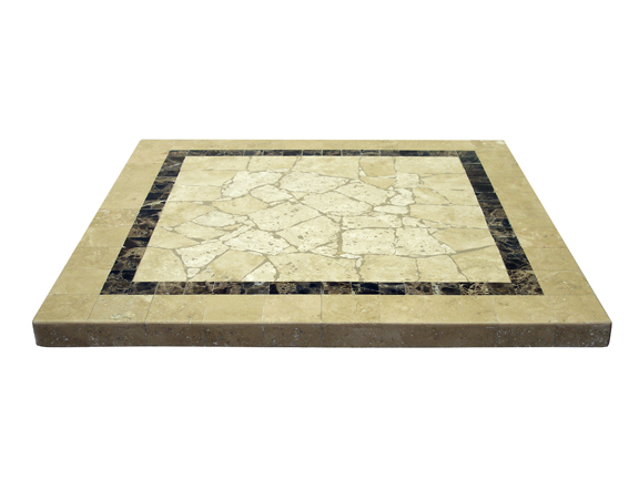 Sand Beige Square In Stock