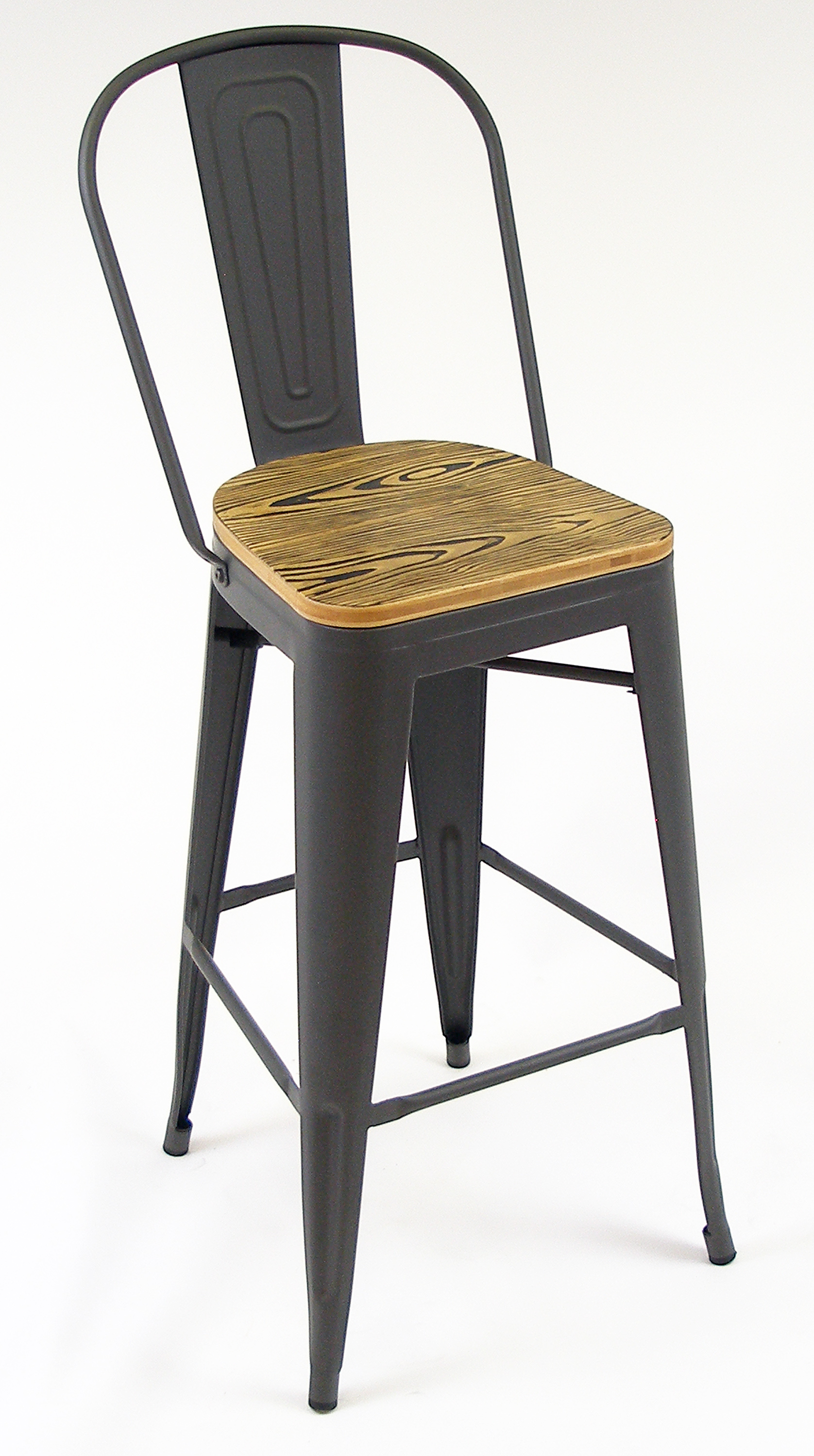 Manhattan BS with Wood Seat
