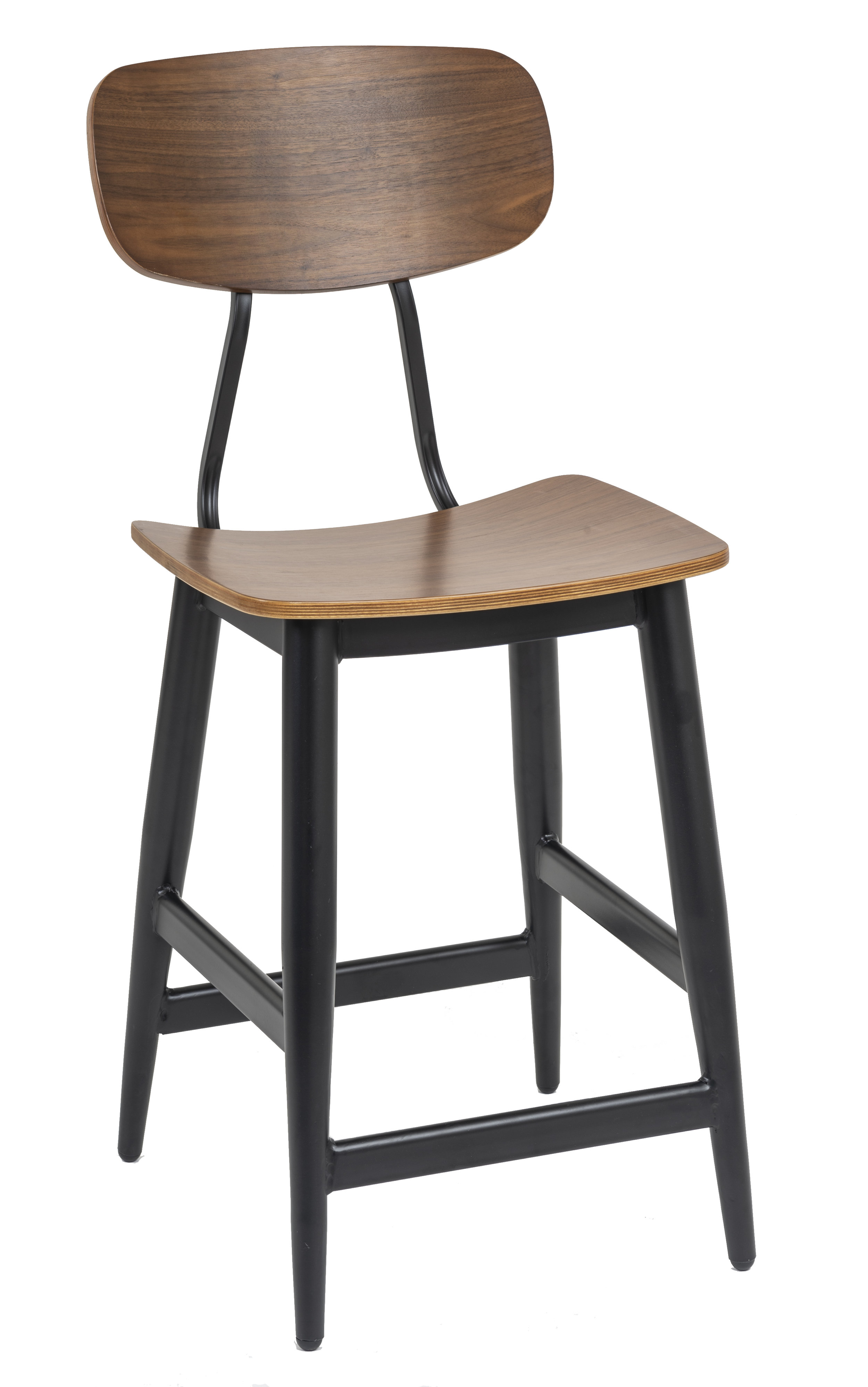 Fifties Counter Height Stool (Front)