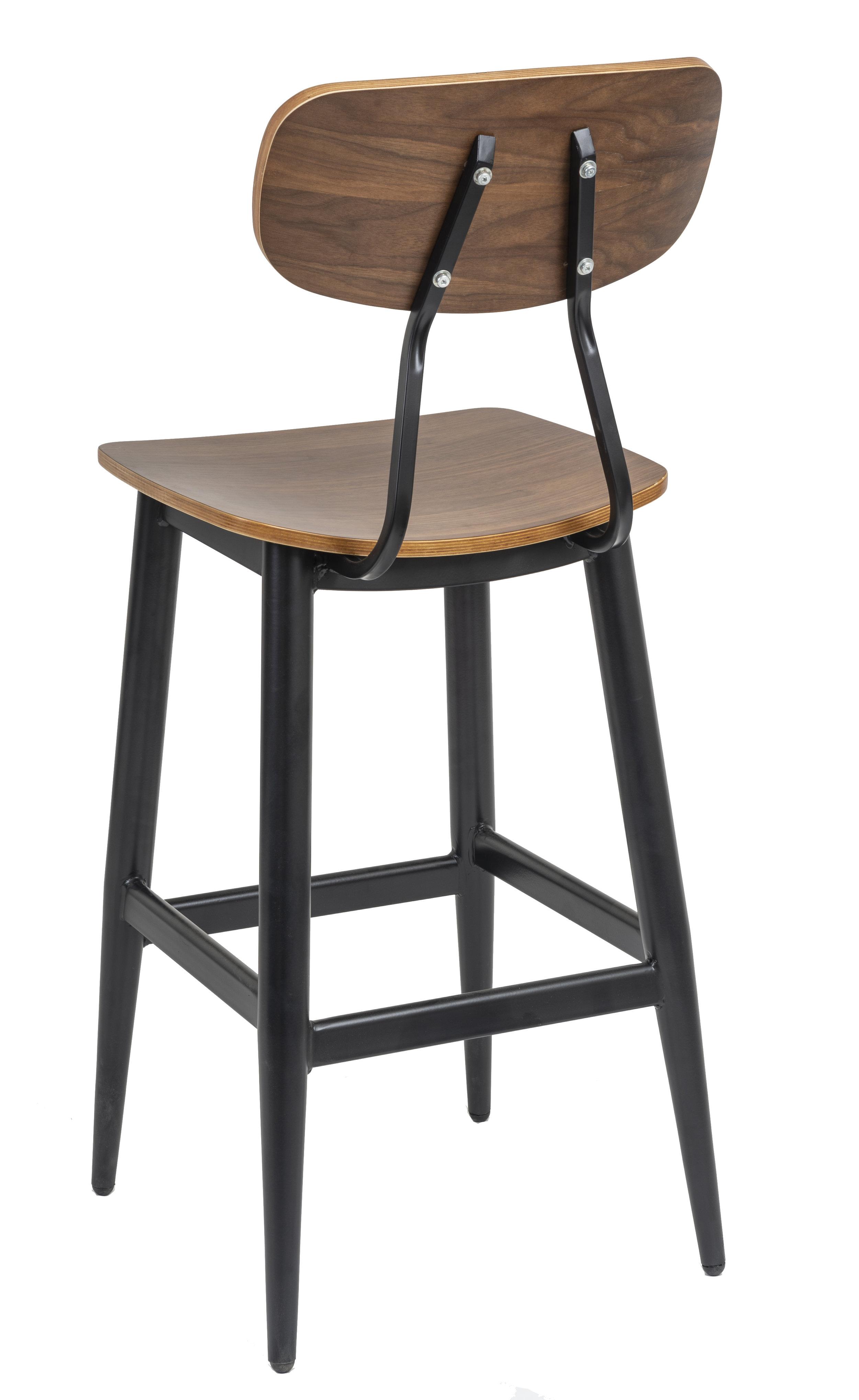 Fifties Bar Stool (Rear)