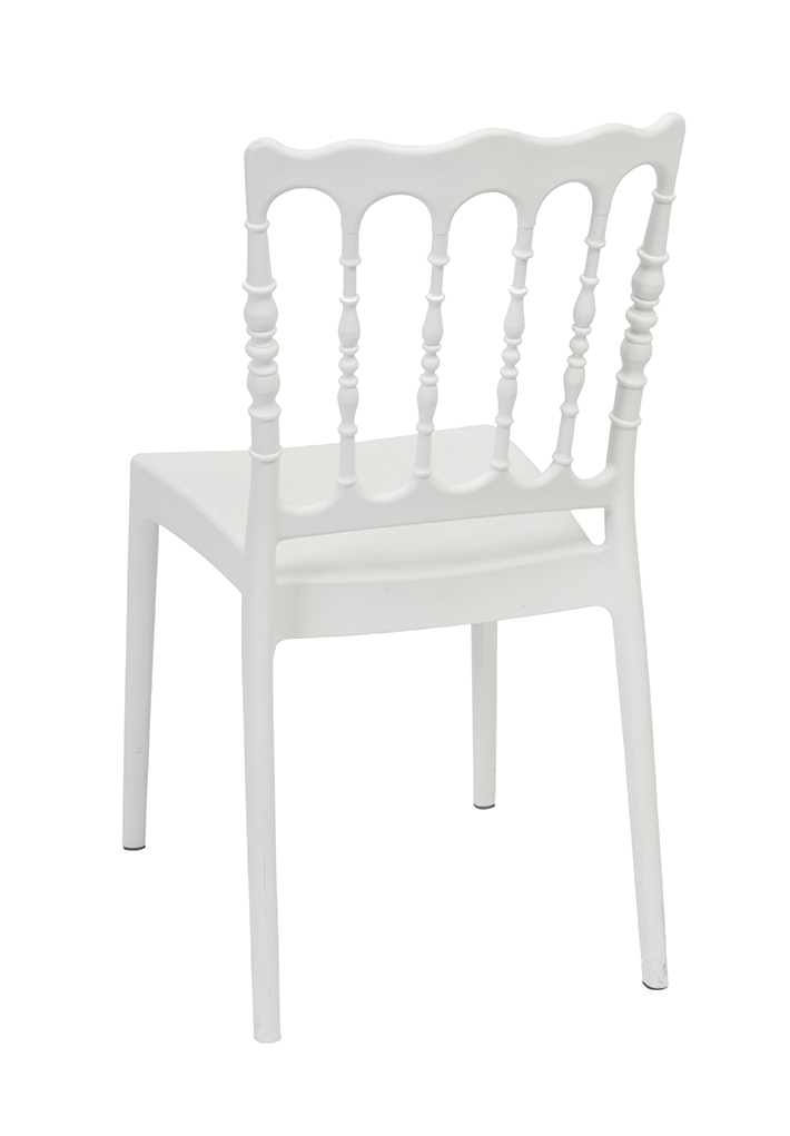Napoleon Wedding Chair (Rear)